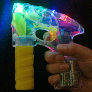 Bubble Gun – 2 Bottle Set