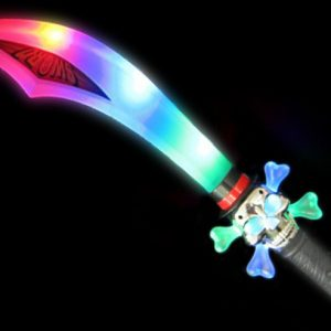 Pirate Chrome Sword
