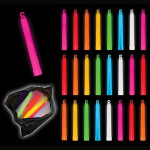 6″ Glowstick Bulk Bag