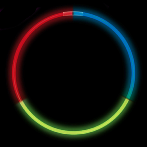 Glow Necklaces – Tri Colour